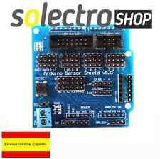 Sensor Shield V5 V5.0 Para Arduino apc220 Bluetooth Module Servo UNO MEGA M0001