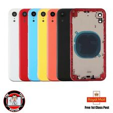 For iPhone XR Replacement Middle Frame Rear Housing Chassis - UK Fast Post