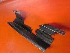 Carbon Fiber Radiator Slam Cooling Panel for an 89-94 Nissan Silvia S13 JDM frnt