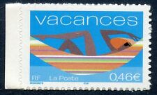 STAMP / TIMBRE FRANCE NEUF N° 3494 ** VACANCE / ISSUS DE CARNET ADHESIF