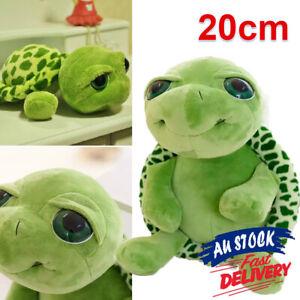 20cm Big Eyes for Kids Turtle Toy Dolls Stuffed Turtle Soft Plush Animal