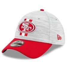 2021 San Francisco 49ers New Era 39THIRTY NFL Sideline Training Camp Cap Hat