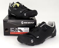 Scott MTB Comp Boa Mountain Bike Shoes Black Men's Size 11.5 US / 46 EU