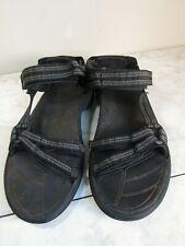 TEVA Universal Black Sport Hiking Water Sandal Shoe Women's Size 8 EU 39