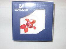 Swarovski Lychee Red Small Pendant  (NEW)