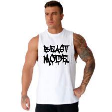 Custom Tank Top Shirt Men Compression Fitness Dry Clothes  Tank Top Gym