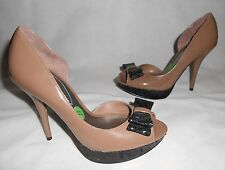 New Guess shoes, mocha with black glitter US7,5 UK5  RRP £99