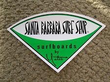 New listing Yater santa barbara surf shop surfing surfboard longboard sticker vintage style