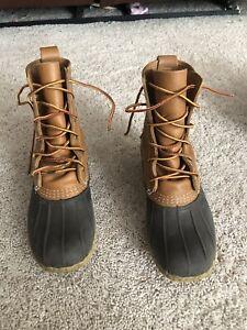 L.L. Bean Bean Boots, Women's Size 6