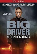 BIG DRIVER - DVD - Region 1 - Sealed