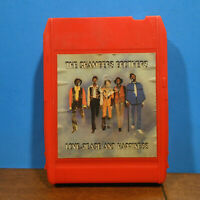 CHAMBERS BROTHERS LOVE, PEACE & HAPPINESS STEREO 8 TRACK TAPE CARTRIDGE TESTED