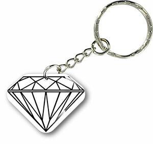 Keychain key ring keyring car motorcycle diamond vintage emo punk vintage