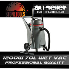 1200W Wet & Dry Vacuum - 70L Commercial grade 1 Year Warranty