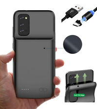 For Samsung Galaxy Note 20 Ultra,10,9,S20 Plus Battery Case Power+Charger Cable