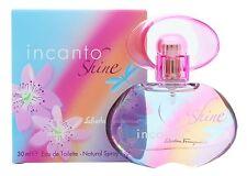 NEW Incanto Shine by Salvatore Ferragamo 3.4 oz / 100 ml EDT Women