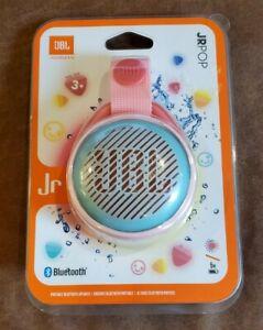 JBL JR POP Wireless Portable Bluetooth Kids Speaker - PINK - Brand New, Sealed
