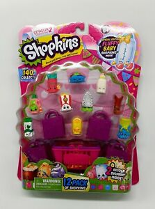 Shopkins Season 2 (12 Pack ) Special Edition Fluffy Baby - Assorted Random - NEW