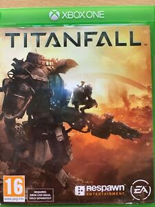Titanfall Xbox One Action Shooter Game Videogame