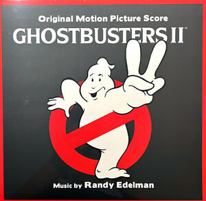 Randy Edelman LP Ghostbusters II - Limited Edition, Pink Splatter Vinyl