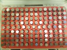 Vermont Gage Pin Set Class Zz Minus Range 0626 0750 101200700