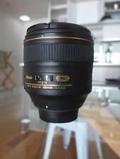 Nikon (Nikkor) AF-S 85mm 1.4G Lens (Pre-Owned)