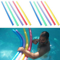 Swimming Pool Noodle Chair Net Bed Seat Foam Kids Adult Float Swim Aid Toys ME