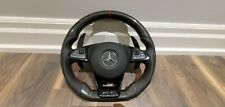 W213 e63s  carbon fiber steering wheel edition 1 logo