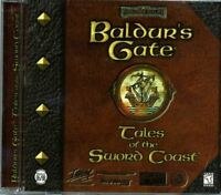Baldur's Gate Tales Of The Sword Coast (PC, 1999) - Usually ships in 12 hours!!!