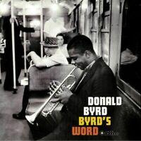 Byrd- DonaldByrd's Word (New Vinyl)