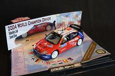 "Vitesse Citroën Xsara WRC 2004 1:43 #3 Loeb / Elena Tour de Corse 2004 ""WC box"""