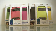 Samsung Galaxy S-View Battery Screen Cover Flip Case For S4,S3