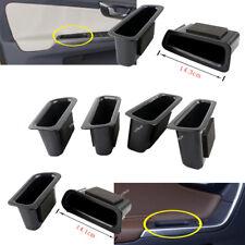 4X Car Interior Door Handle Holder Armrest Storage Box Fit Volvo XC60 2009-2016