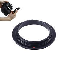 62mm Macro Reverse Adapter Ring Fr Canon EOS EF Mount Rebel T5i SL1 T4i T3i 62-C