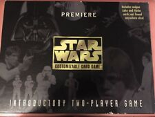 Star Wars Premiere Customizable Trading Card Game 1995 40360