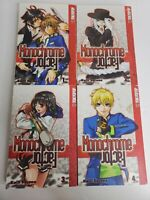 MONOCHROME FACTOR VOLUMES 1-4 TOKYOPOP MANGA IN ENGLISH!