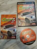 Tokyo Xtreme Racer Drift 2 (Sony PlayStation 2, 2007) PS2 - Complete