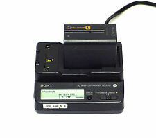 OEM Sony NP-F970 InfoLithium L Battery Pack + Sony AC-V700 Charger