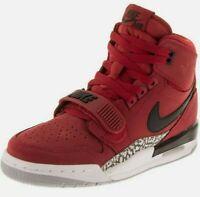 🔥Nike Air Jordan Legacy 312 Varsity Red Black AT4040-601 GS Big Kid's Size 7Y