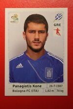 Panini EURO 2012 N. 96 HELLAS KONE  NEW With BLACK BACK TOPMINT!!