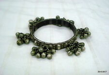 silver bangle bracelet gypsy vintage antique collectible tribal old