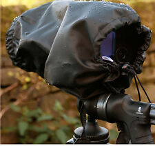 Rain cover + End Cap fits Canon Nikon 24-70 f2.8 + Any Camera
