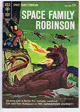 Space Family Robinson #7 Gold Key 1964