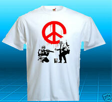 Banksy T-shirt Soldiers