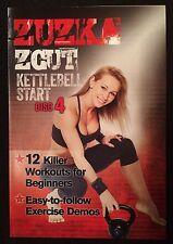 Zuzka Light ZCUT 'Kettlebell Start Disc 4' DVD (2014) Brand New - Super Rare!