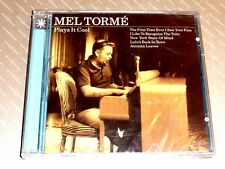 MEL TORME'  -  PLAYS IT COOL  -  CD 2004  NUOVO E SIGILLATO