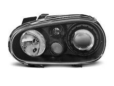 Paire de feux phares VW Golf 4 97-03 Look R32 noir W62