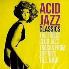 CD de musique Acid Jazz pour Jazz Various