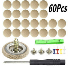 60pcs Sagging Headliner Repair Buckle Pins Rivet car Roof Liner Ceiling Repair