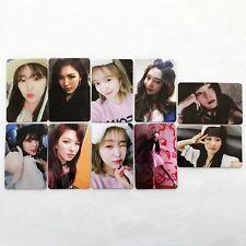 SM TOWN Red Velvet Repackage Album Bad Boy Official Photocard Full Set (10pcs)