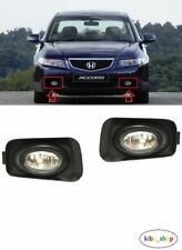 HONDA ACCORD (DIESEL) 2002 - 2005 FRONT FOG LIGHT LAMPS WITH FRAME LEFT + RIGHT